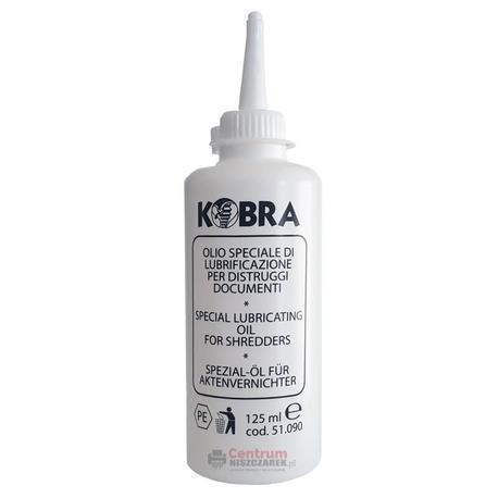 Olej do niszczarki - Kobra 125 ml